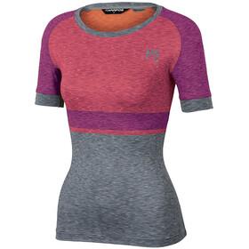 Karpos Verve T-shirt Dames, paradise pink/pongranade
